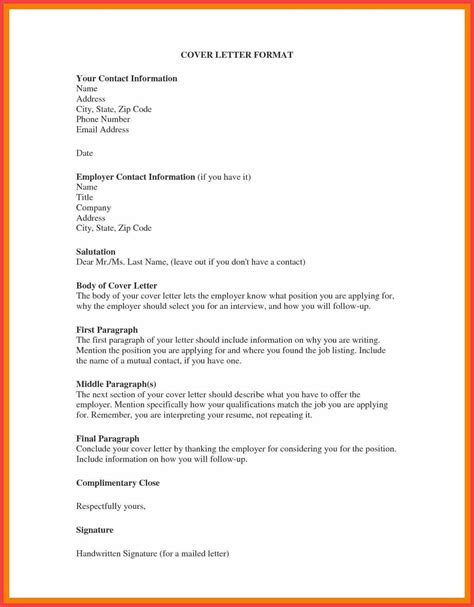 How To Address A Cover Letter Without An Address by Business Letter Without Address 28 Images Cover Letter