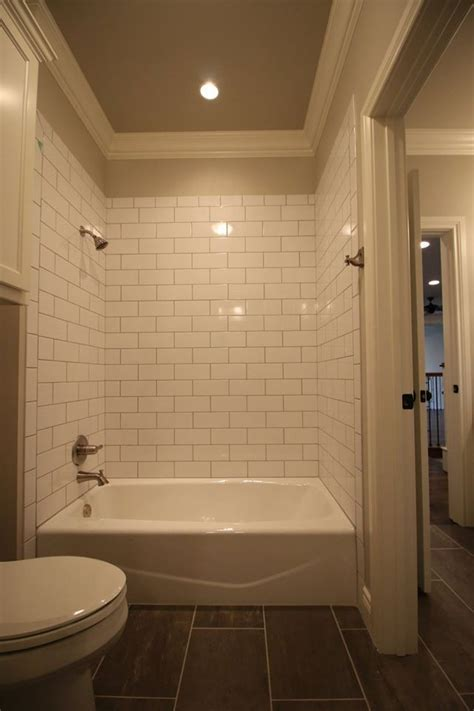 Bathroom Ideas Subway Tile by 4 X 10 Subway Tile Shapeyourminds