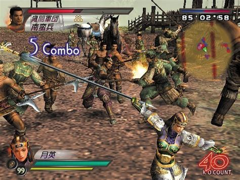 omega dynasty reviews dynasty warriors 4 game giant bomb