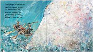 Moby Dick. Paintings by Andrew Glass. - Book Graphics