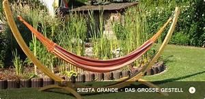 Günstige Hängematten Mit Gestell : h ngematte mit gestell online kaufen od ab lager abholen ~ Bigdaddyawards.com Haus und Dekorationen