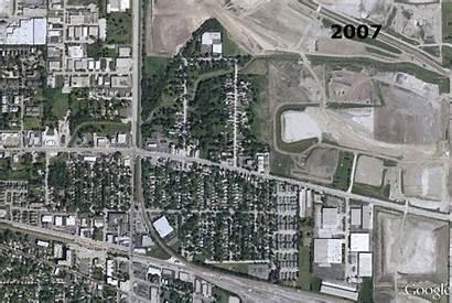 Bensenville Chicago Hare Neighborhood Lapse