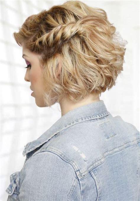 curly hairstyles for medium length hair 2019 haircuts