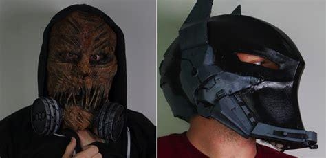 printed batman arkham knight masks  scare