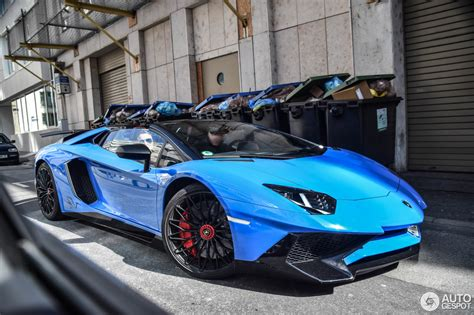 lamborghini aventador superveloce roadster lp750 4 lamborghini aventador lp750 4 superveloce roadster 30 march 2017 autogespot