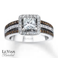 chocolate gold engagement rings le vian bridal chocolate diamonds 14k gold engagement ring