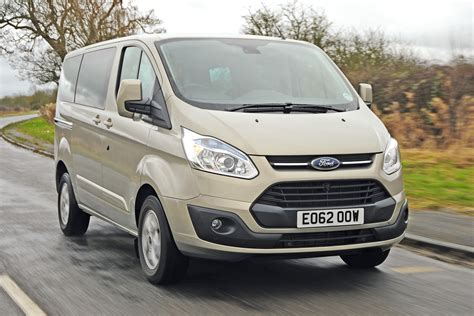 Ford Tourneo Custom Review Auto Express