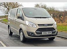 Ford Tourneo Custom review Auto Express