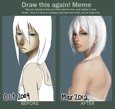 Draw It Again Meme - draw this again by strawberryjamm on deviantart