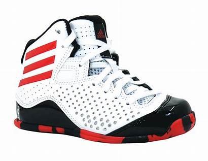 Adidas Nba Level Rojo Iv Speed Blanco