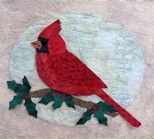 Applique Templates  Quilt Patterns And Cardinals On Pinterest