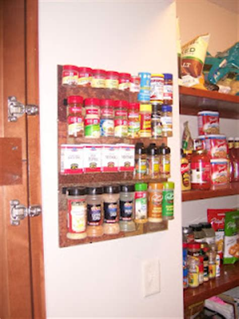 Create Your Own Spice Rack by Frugal Diy Make Your Own Space Saving Spice Rack With