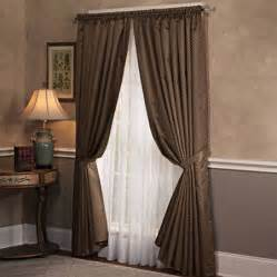 living room curtains simple home decoration