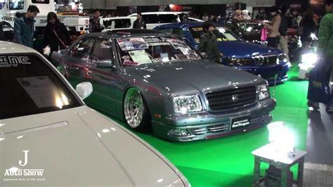 (hd)osaka Auto Messe 2013-japanese Luxury Car