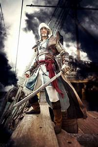 Cosplay Wednesday - Assassin's Creed IV's Edward Kenway ...