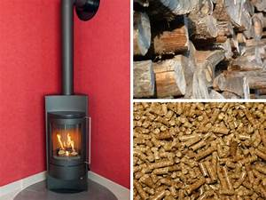 Quel Poele A Bois Choisir : bois granul s quel combustible choisir pour mon po le ~ Dailycaller-alerts.com Idées de Décoration