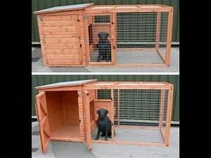 cheap easy diy dog house youtube With cheap dog house ideas