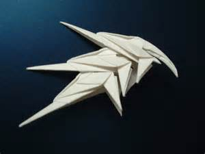Cool Paper Origami Swords