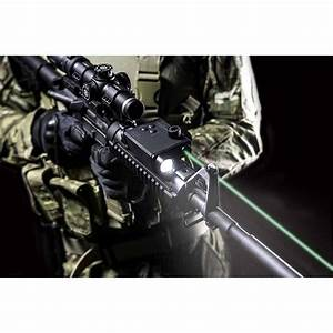 Sightmark LoPro Combo Green Laser220 Lumen Flashlight