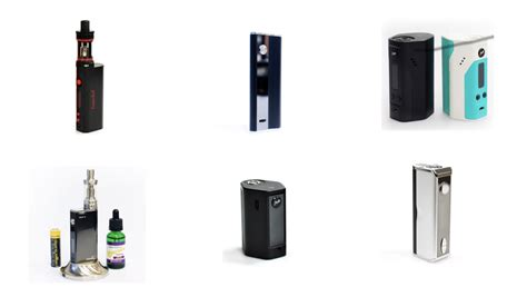 Top 10 Best Box Mods For Vaping