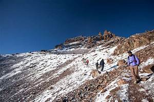 Snow, sunrise and summits on Africa's equator - Africa ...