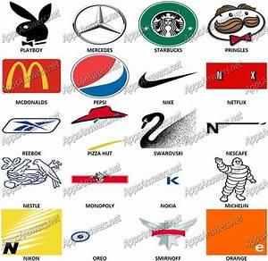 100 Pix Quiz Logos M-Z Answers | Apps Answers .net