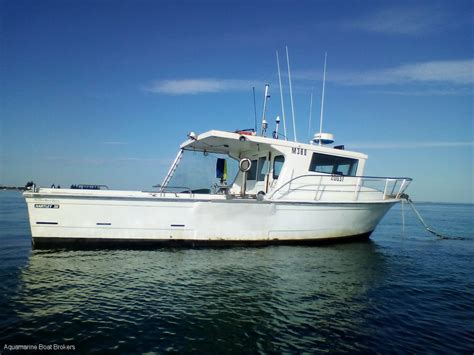 Cray Boats For Sale South Australia by 36ft Fibreglass Cray Fishing Vessel Commercial Vessel