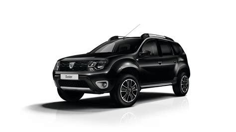 dacia duster tageszulassung dacia duster black touch is the new flagship version