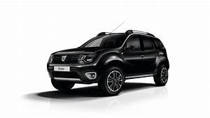 Dacia Duster Prestige Versions : dacia duster black touch is the new flagship version ~ Medecine-chirurgie-esthetiques.com Avis de Voitures