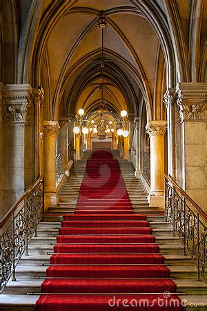 gothic castle interior royalty  stock  image