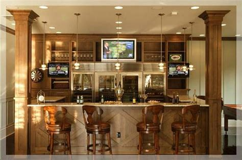 Home Bar Area by Stunning Home Bar Areas Decoholic