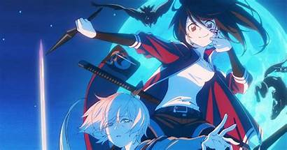 Fox Anime Blackfox Indonesia Subtitle Crunchyroll Hataage