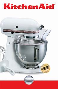 Kitchenaid Mixer Ksm5 User Guide