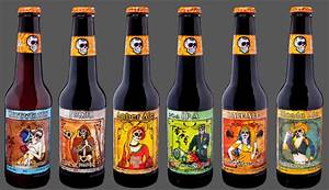5 awesome skeleton craft beer labels american craft beer With beer labelizer