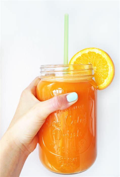 ginger juice turmeric carrot juicing
