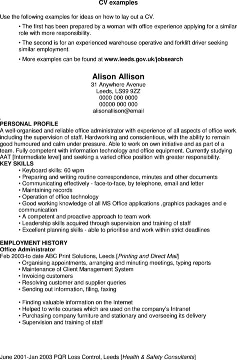 forklift resume templates for free formtemplate