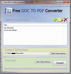Free doc to pdf converter download for Document pdf converter free download