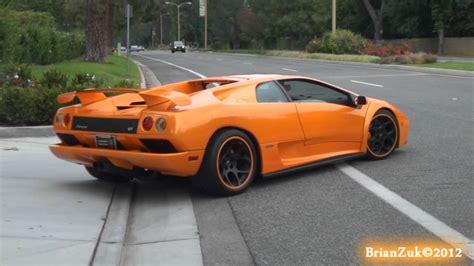 Lamborghini Diablo Vt 6.0 Acceleration