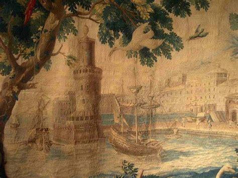 Tapisserie De Beauvais by Quot Les Vaisseaux Quot Tapisserie De Beauvais Fin Xviie D 233 But