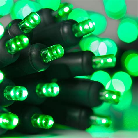 battery operated lights  green battery operated mm