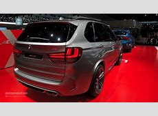 2016 BMW X5 M Brings Its Fancy New Gearbox to Detroit