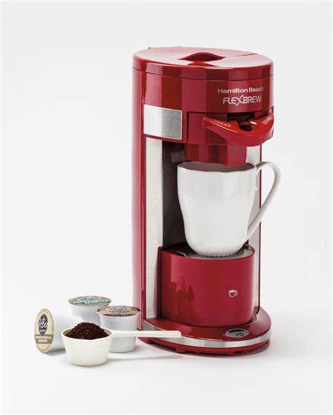 Coffee, cuisinart, and technivorm moccamaster. Amazon.com: Hamilton Beach 49962 Flex Brew Single-Serve Coffeemaker: Kitchen & Dining