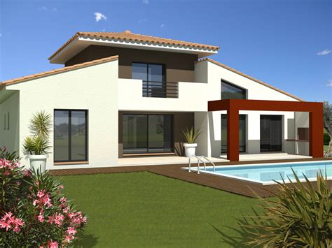 construction maison individuelle a llupia architecture