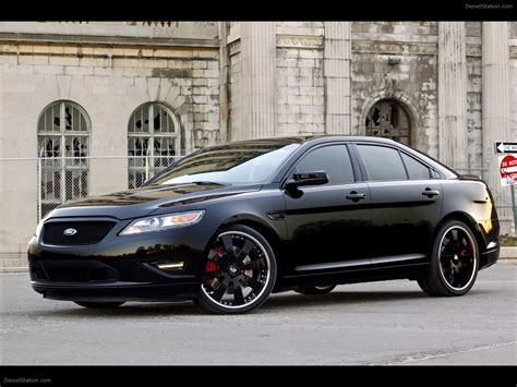 Ford Stealth Police Interceptor Concept 2018 Exotic Car