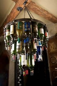 Porte Bouteille Vin Original : range bouteille cuisine 50 id es originales ~ Dode.kayakingforconservation.com Idées de Décoration