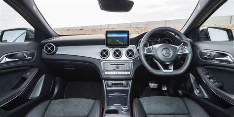 mercedes gla interior infotainment carwow