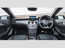 Mercedes GLA Interior & Infotainment carwow