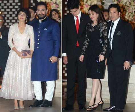 Deepika Padukone And Ranveer Singh Hold Hands At Ambani
