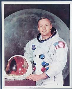 Lot Detail - Neil Armstrong Uninscribed White Space Suit