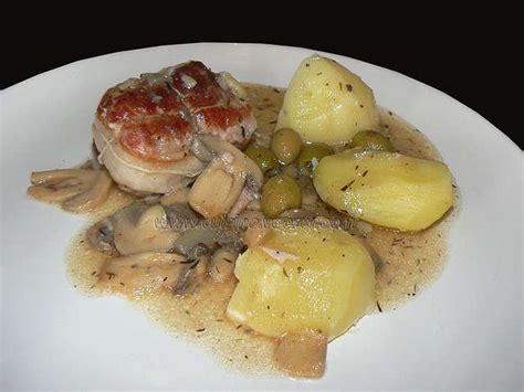 cuisine paupiette de veau recettes de plat familial et viande